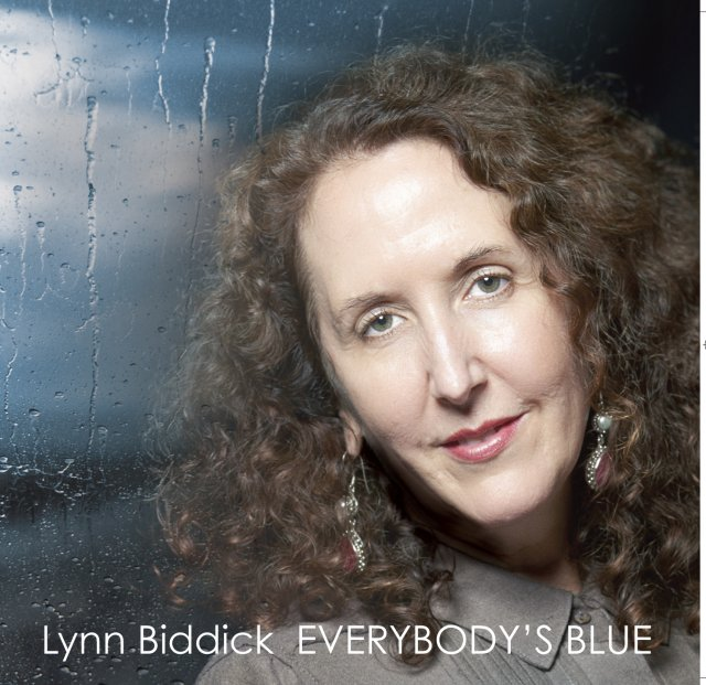 Lynn Biddick, Everybody's Blue album cover